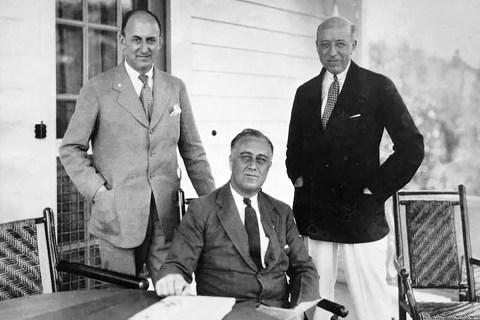 Henry Morgenthau Franklin Roosevelt