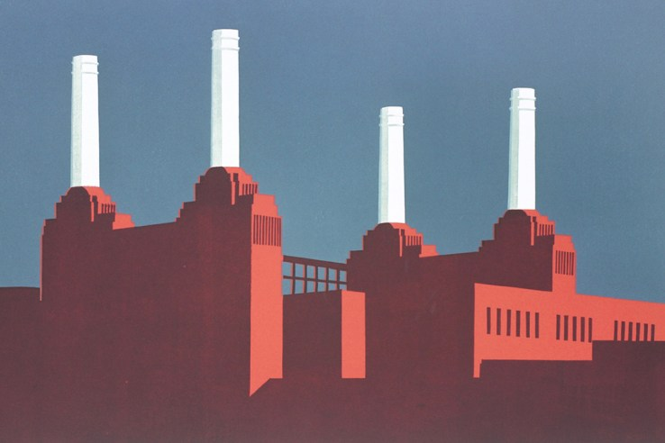 Paul Catherall artwork