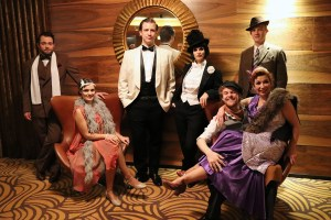 The Great Gatsby cast