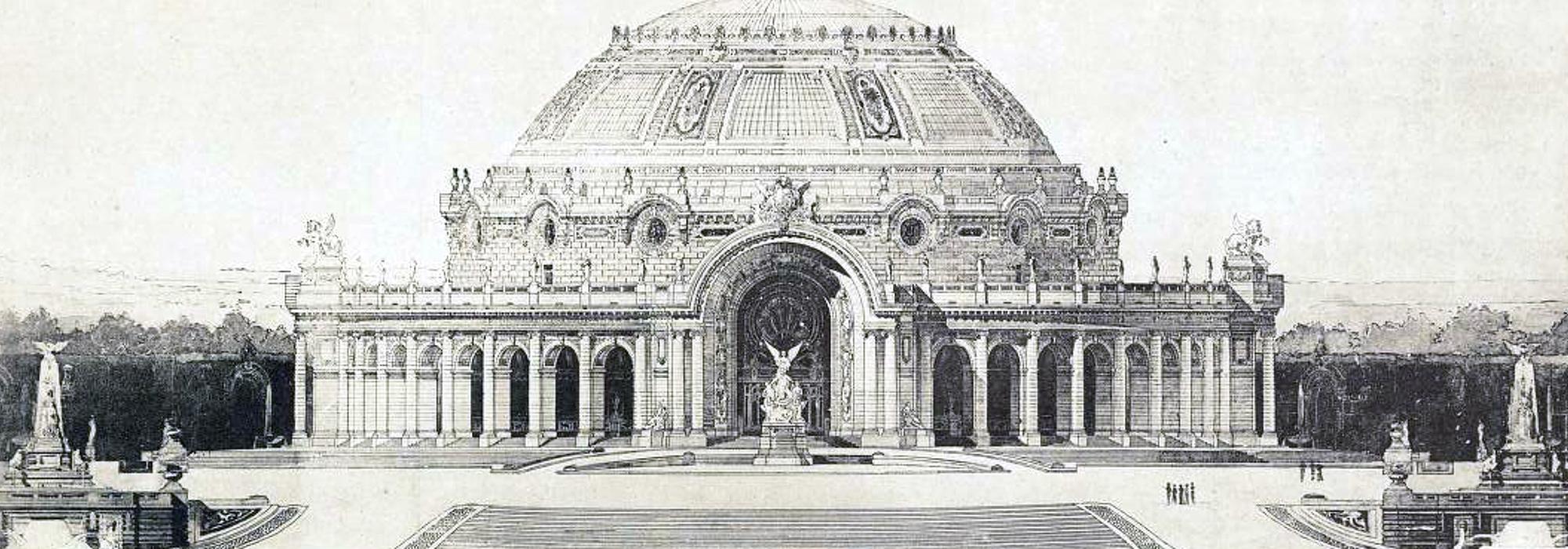Paris concert hall design