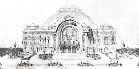Paris concert hall design
