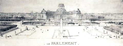 Paris parlement design