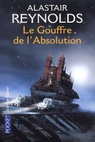 French cover of Absolution Gap