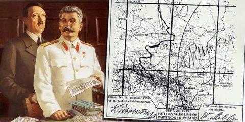 Adolf Hitler Joseph Stalin