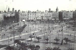 Barcelona Plaça de Catalunya