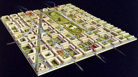 Barcelona model
