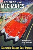 Science and Mechanics August 1950 cover