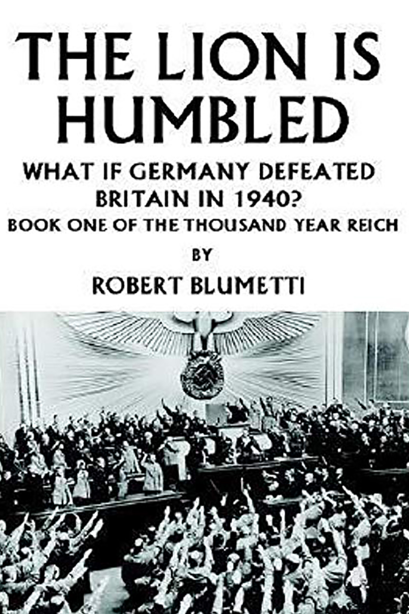 The Lion is Humbled: What If Germany Defeated Britain in 1940?