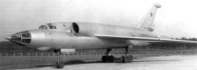 Tupolev Tu-98 bomber