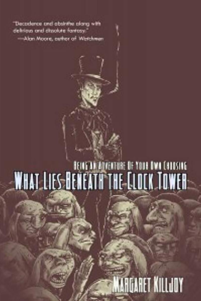 What Lies Beneath the Clocktower
