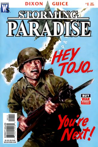 Storming Paradise, Volume 1