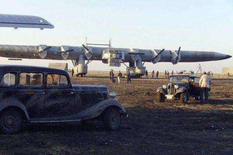 Kalinin K-7 aircraft