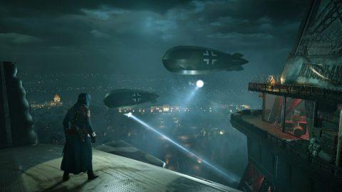 Assassin's Creed Unity scene