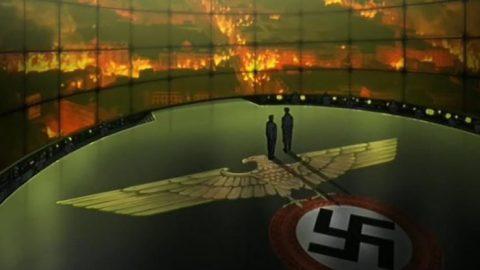 Hellsing scene