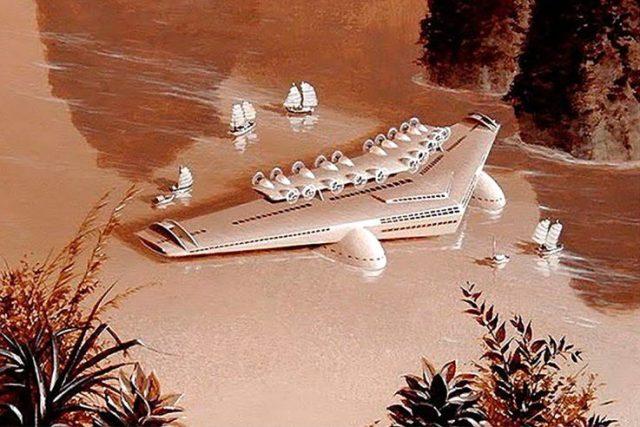 Airliner Number 4