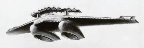 Airliner Number 4 design