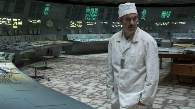Chernobyl scene