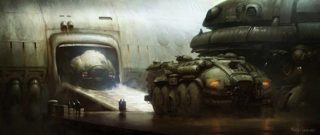 Marcin Jakubowski artwork