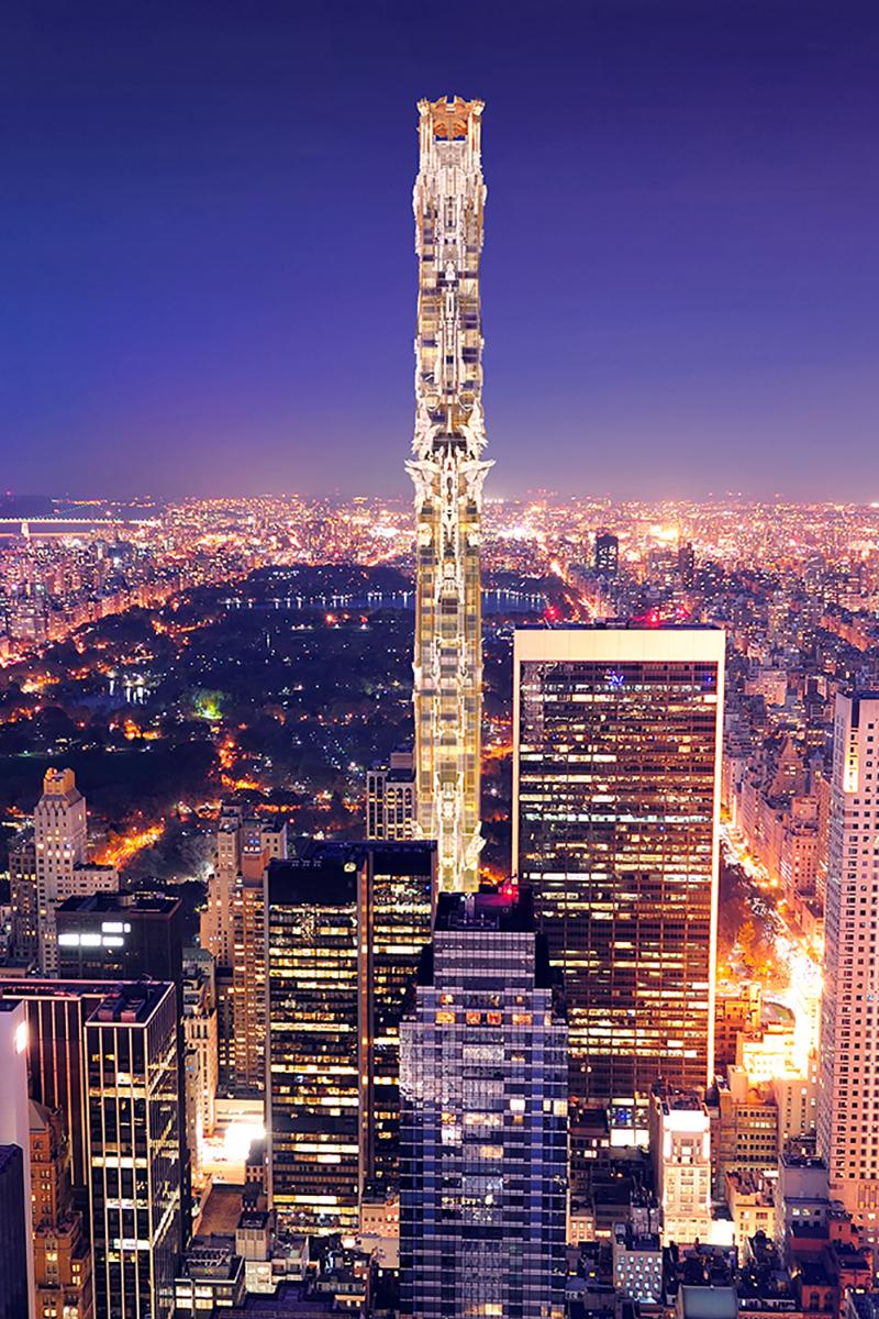 Mark Foster Gage Architects New York design