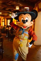 Mickey Disneyland Paris France
