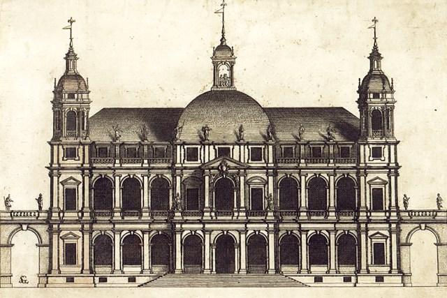 Amsterdam City Hall design