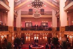 The Grand Hotel Budapest scene