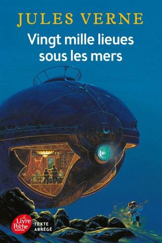 Vingt mille lieues sous les mers: Tour du monde sous-marin