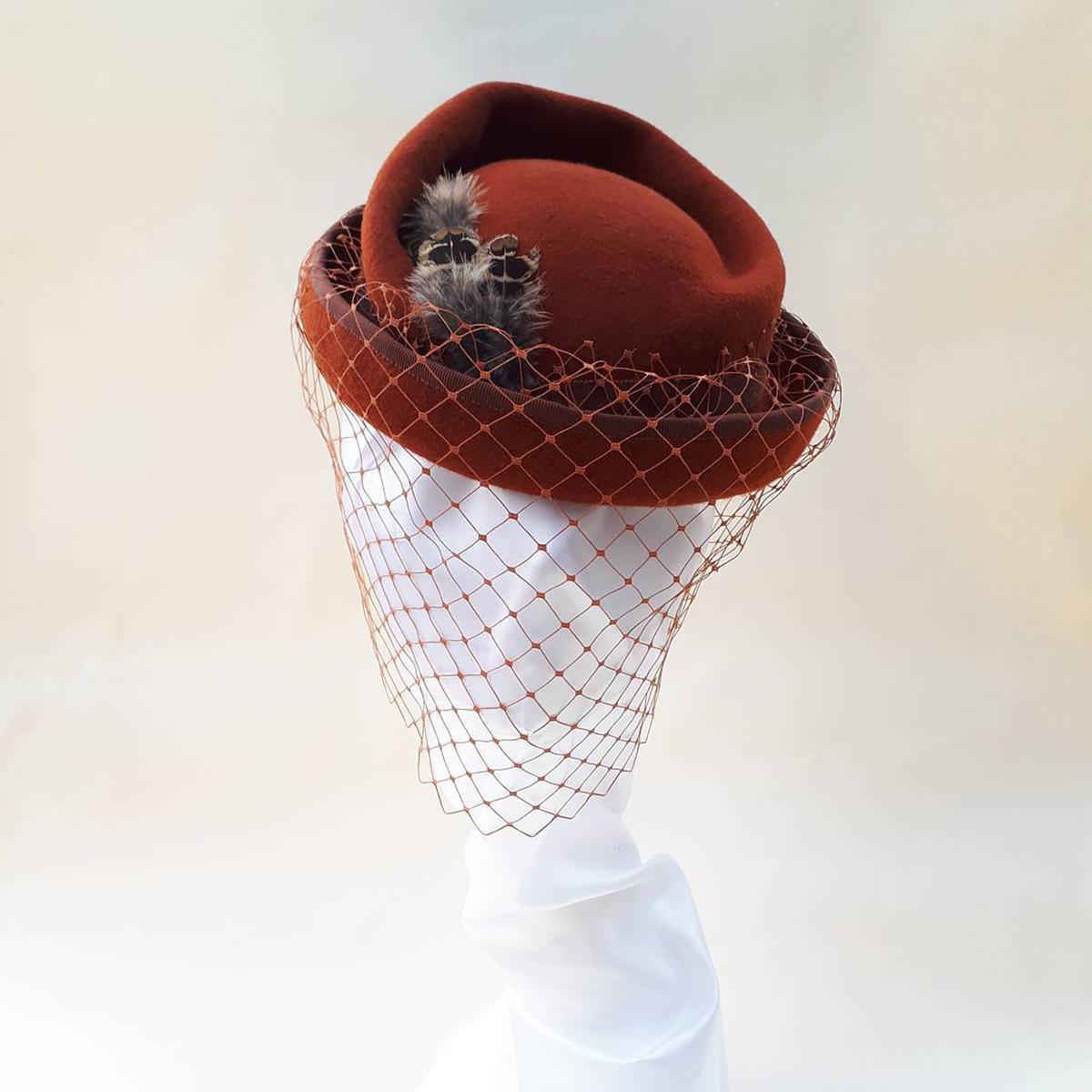 The Heritage Milliner ladies hat