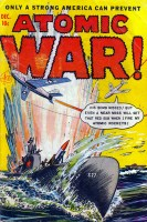 Atomic War! 2 cover