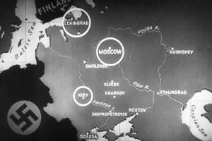 Soviet Union map