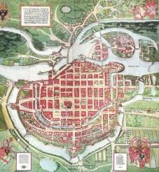Wrocław Poland map