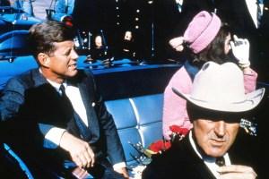John Jacqueline Kennedy