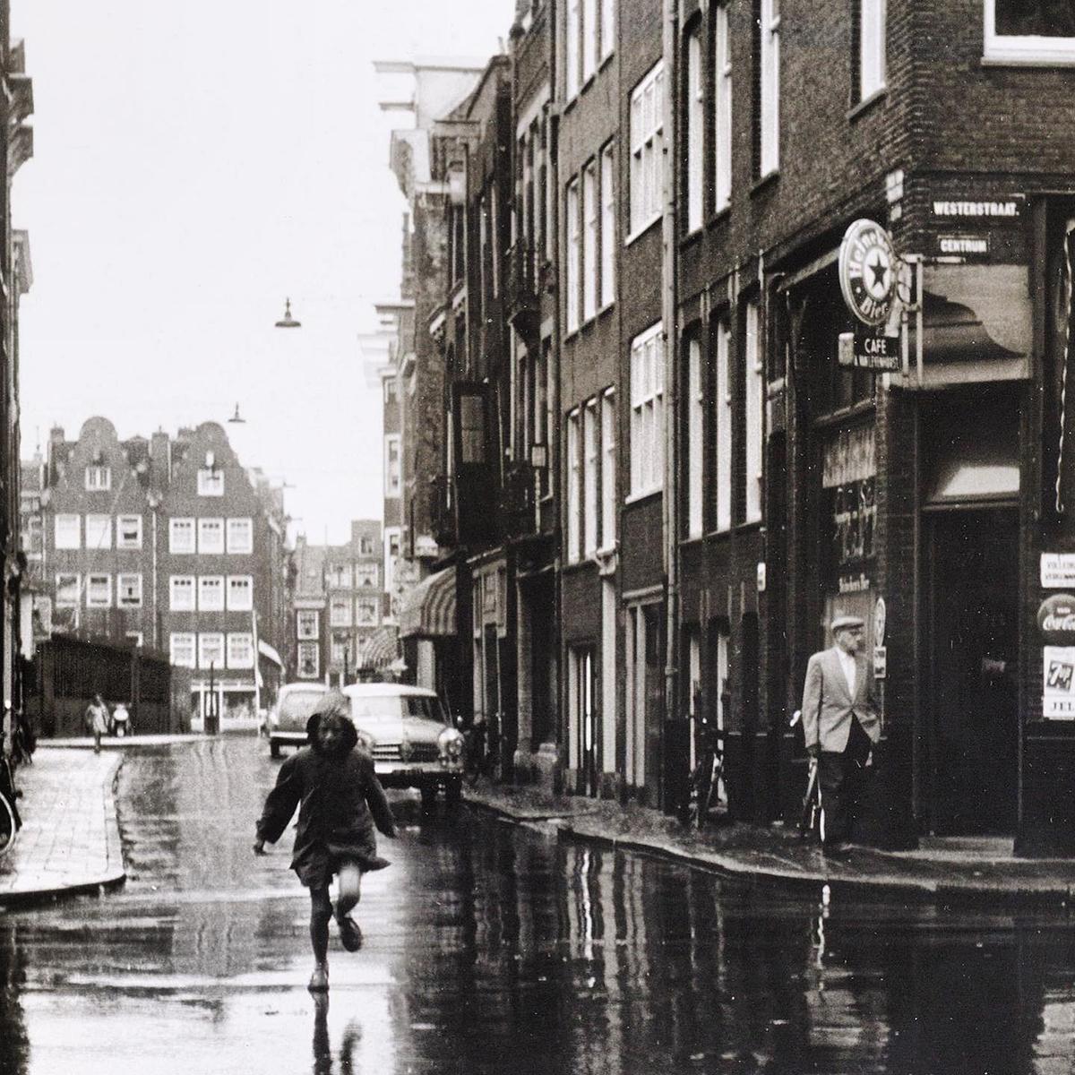 Westerstraat Amsterdam Netherlands