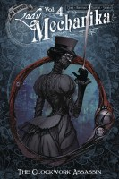 Lady Mechanika, Volume 4