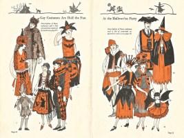 Dennison's Bogie Book pages