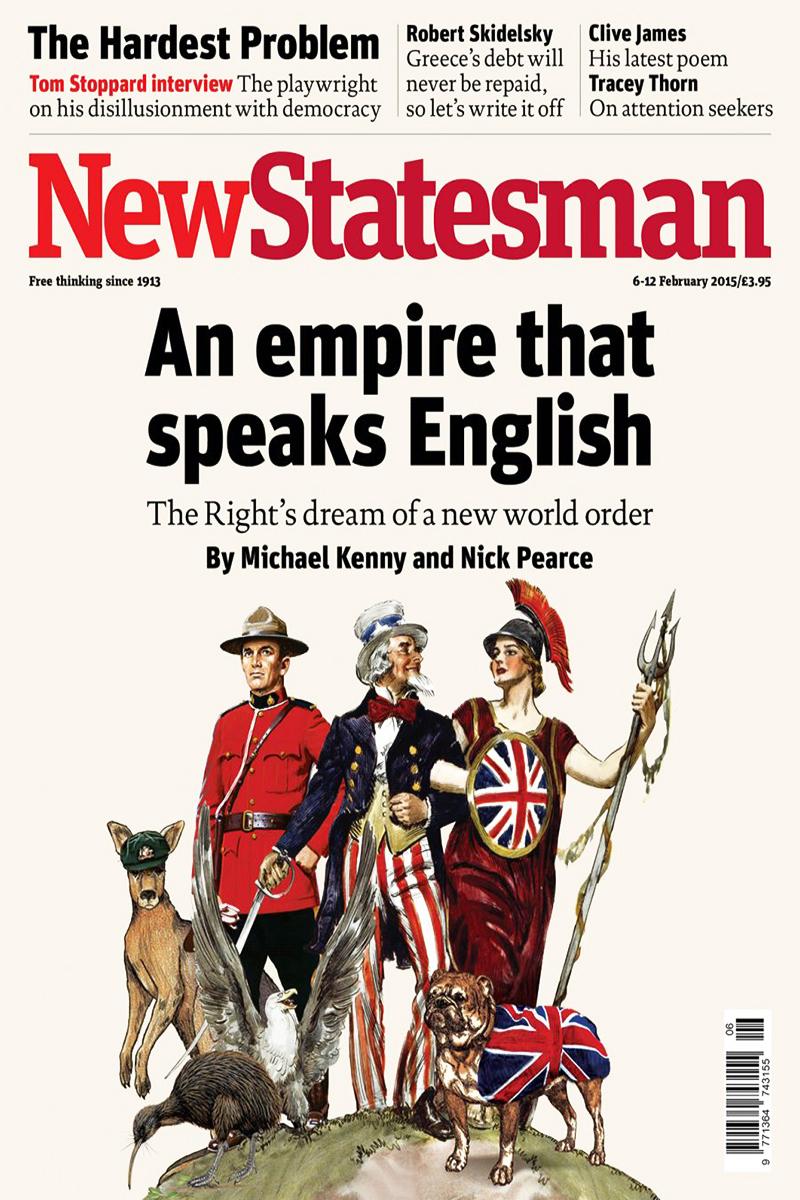 New Statesman February 2015 cover