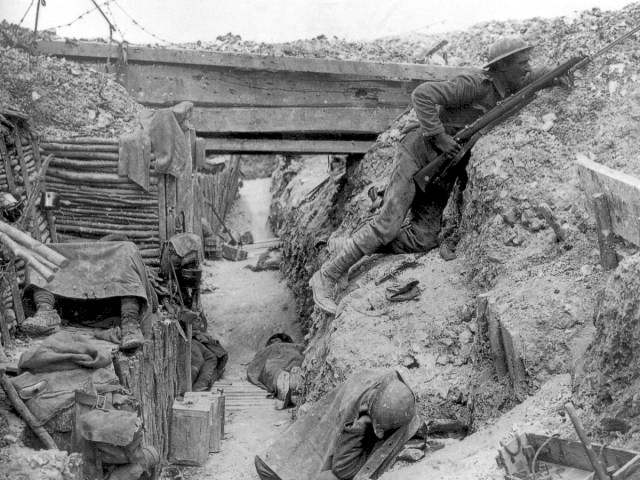 British soldier Somme France