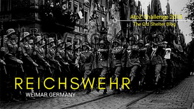 The Old Shelter Weimar Germany Reichswehr