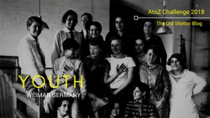 The Old Shelter Weimar Germany Youth