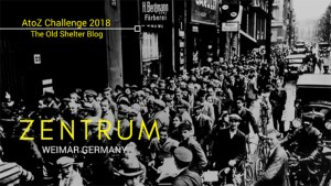 The Old Shelter Weimar Germany Zentrum