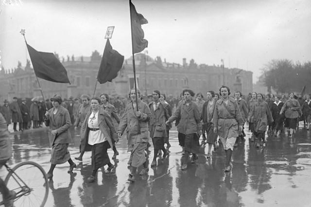 Berlin Germany Communists
