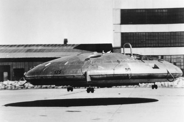 Avro Canada VZ-9 Avrocar
