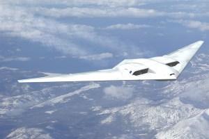 Northrop flying wing design