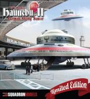 Squadron Models Haunebu II flying saucer cover