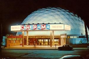 Cinerama Dome Los Angeles California
