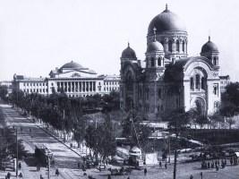 Saint Alexander Nevsky Cathedral Rostov-on-Don Russia