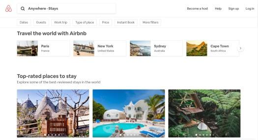 AirBnb for Digital Nomads