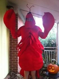 Sebastian (were he actually a lobster)