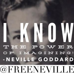 Feel It Real Quotes by Neville Goddard