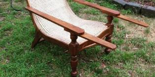 The Berbice Chair – Neville Goddard Teaches How To Feel It Real